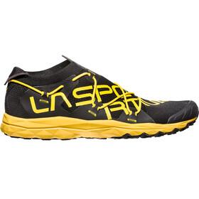 La Sportiva VK Zapatillas running Hombre, black/yellow